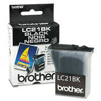 Printer Ink cardrige Brother LC21BK