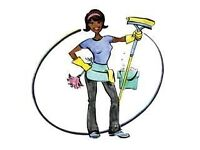 Cleaner / Ironer all london areas