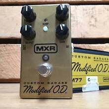 MXR Custom Badass Overdrive Guitar Pedal Moorooka Brisbane South West Preview