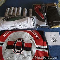 COORS LIGHT SPORTS ITEMS