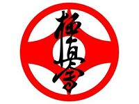 Kyokushin Karate for children and adults