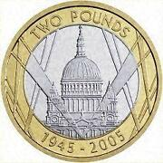 2 Pound Coin 2005