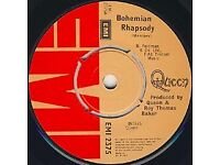 Vinyl Singles Good to V/G - £2.00 Each