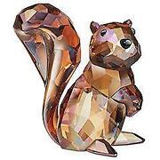 Swarovski Crystal Squirrel