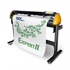"GCC EX II 52"" Vinyl cutter cutting plotter sign vinyl PC/MAC"