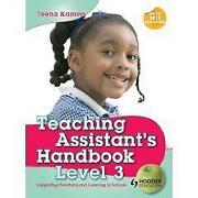 Teaching Assistant's Handbook Level 3