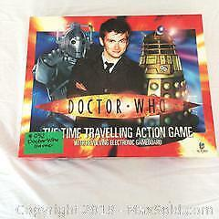 Dr. Who: The Time Travelling Action Game C