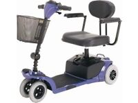 Mobility Scooter - Van Os Travelux