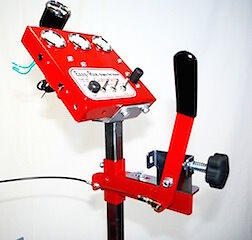 Easy Run Engine Test Stands: Throttle Control Assembly