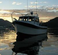 Are you ready for the halibut?