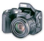 Fujifilm FinePix S7000 6.3 MP Digital SLR Camera - Black (Body Only)