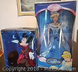 Disney Collectible Dolls