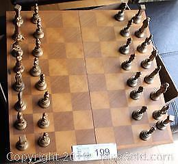 """Deluxe Chess Set Pick up in Time-slot """"B"""""""