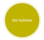 the Boidem