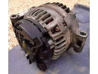 Ford Alternator CA1639IR,0124315019,0986042650 - Fits Transit etc - RECONDITIONED - Spare Parts