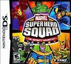 Marvel Super Hero Squad 2010 Video Games