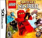 Battle Nintendo LEGO Battles: Ninjago Video Games