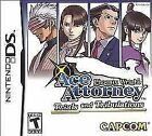 Phoenix Wright: Ace Attorney Trials and Tribulations Video Games