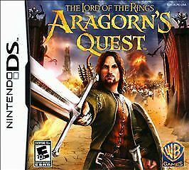 Lord of the Rings: Aragorn's Quest Nintendo DS New Factory Sealed