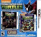 Nintendo TMNT Video Games