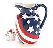 Patriotic Pitcher