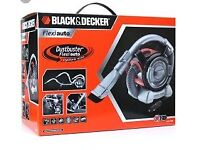 Black & Decker Flexi Hose 12v Dustbuster , Excellent condition ***bargain price***