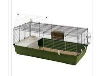 Ferplast Cage 120 Guinea Pig & Rabbit & Stand