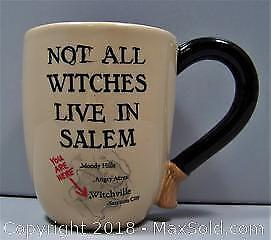 Not All Witches Live in Salem Mug MINT - B