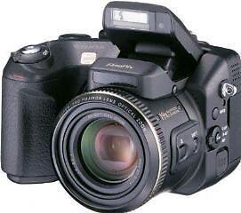 New Boxed Fujifilm FinePix S7000 Digital Camera - Black