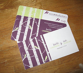 Personalized Invitations for Wedding or Special Events Kitchener / Waterloo Kitchener Area image 5