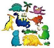 Wandtattoo Kinderzimmer Dino