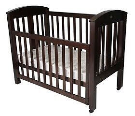 Going Cheap! Genesis Adjustable Cot & Changetable Melbourne CBD Melbourne City Preview