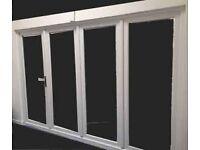 NEW WAVE DOORS - an alternative to bi-fold and sliding folding doors