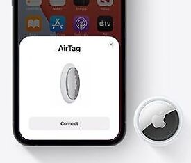 Apple AirTag single or 4 pack