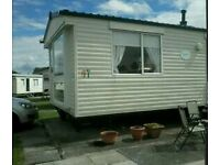 Dates available! Luxurious 8 berth caravan