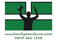 Handyman wanted in Plymouth