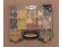20 compartment storage box B&Q