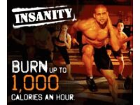 INSANITY LIVE Fitness Class at Poole High School 10-11am Saturdays