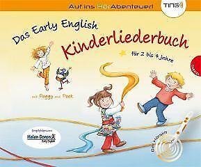 TING Das Early English Kinderliederbuch ►►►UNGELESEN Wendy Jensen/Janet Channon