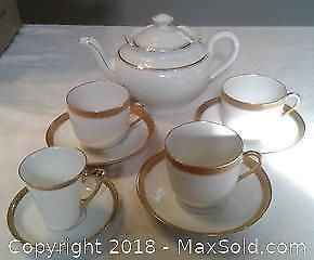 Limoges Teacups