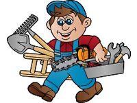 Experienced, Joiner / Handyman.