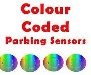 Colour Coded Parking Sensors