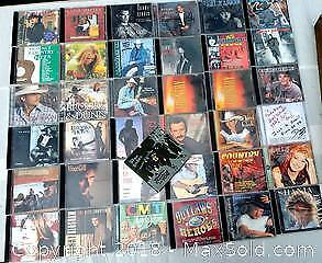 Country Music CDs