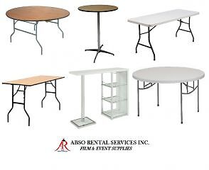 Party Rental! Tables, chairs, heaters,tents & more!!!! Cambridge Kitchener Area image 5