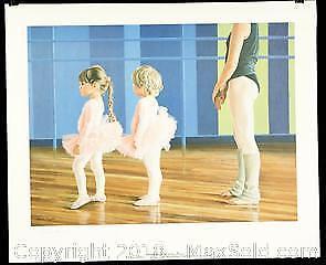 The Lesson Ballet - Patricia Bourque