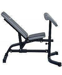 Exercise lifting bench / Adjustable Exercise Bench with Preacher