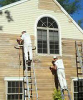 DARREN'S  EXTERIOR  HOUSE  PAINTING SERVICES