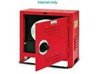 Disney High School Musical HSM Red Gym Locker CD DVD Player + Remote! HS700D only £10