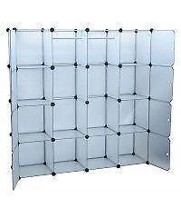 Deep Extra Wide Portable Storage Closet System / Organizer