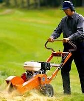 Willow Services Stump Grinding - Candle Lake and Prince Albert